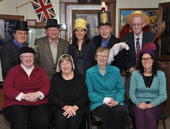 The Goulbourn Museum's Board of Directors