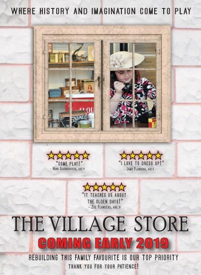 Village Store Movie Poster_FINAL