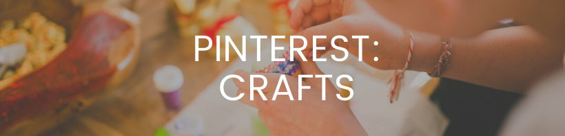 Pinterest Crafts Board