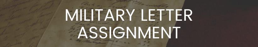 Military Letter