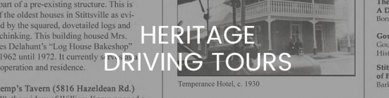 heritage driving tours