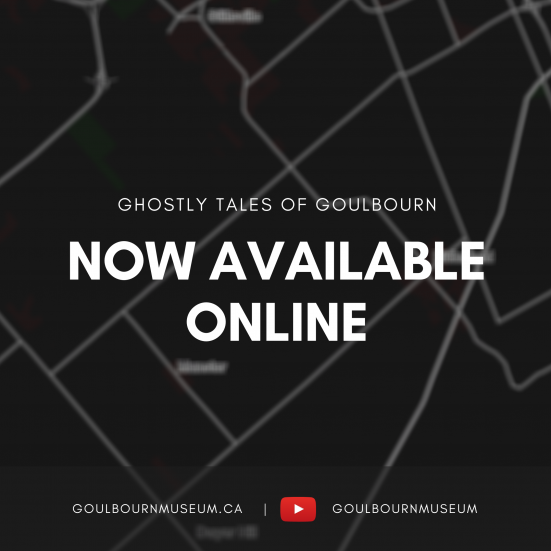 ghostly tales of goulbourn now available online