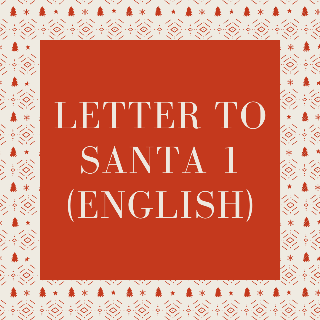Download Letter to Santa 1 English