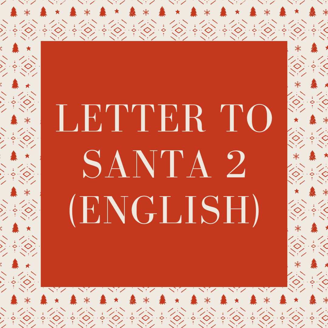 Download Letter to Santa 2 English