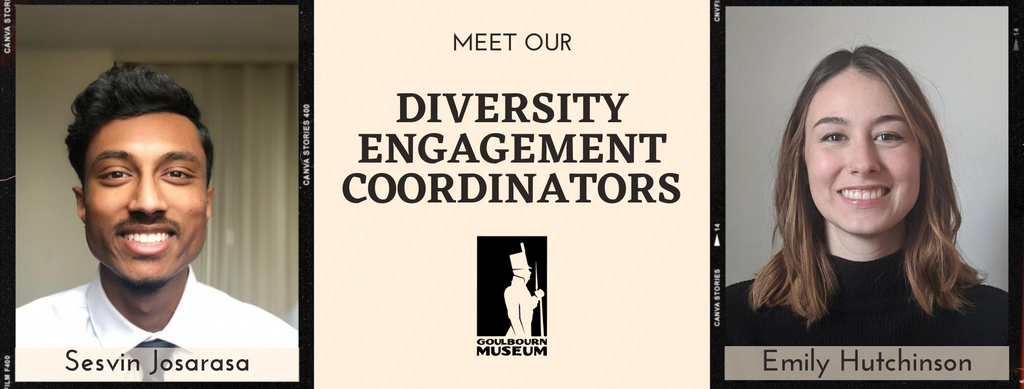 meet our diversity engagement coordinators
