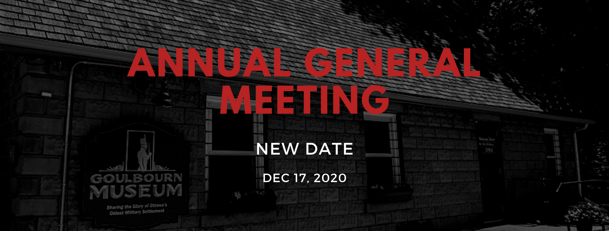 AGM New Date