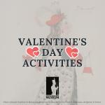 valentine's day activities graphic